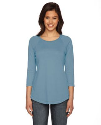 AP203W Authentic Pigment Ladies' True Spirit Raglan T-Shirt BAY
