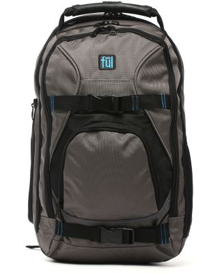 997 BD5272 Alleyway Wild Fire Backpack TITANIUM/ BLACK