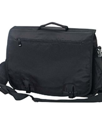 BE048 BAGedge Modern Tech Briefcase BLACK
