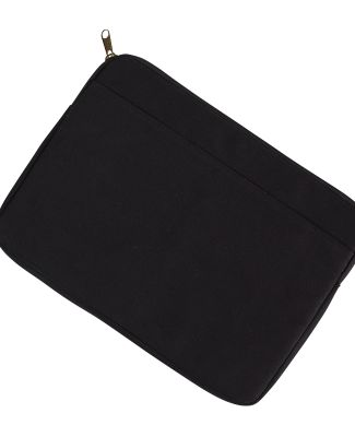 BE060 BAGedge 10 oz. Canvas Laptop Sleeve BLACK