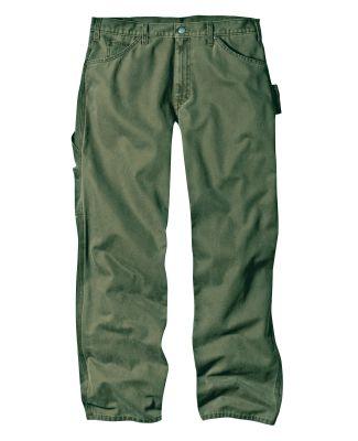 Dickies Workwear DU336R Men's Relaxed Fit Straight-Leg Carpenter Duck Pant