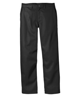 Dickies Workwear WP314 8 oz.  Relaxed Fit Cotton Flat Front Pant