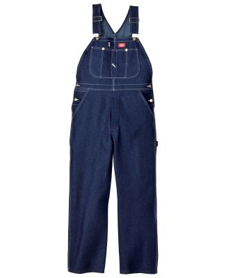 Dickies Workwear 83294 Unisex Indigo Denim Bib Overall