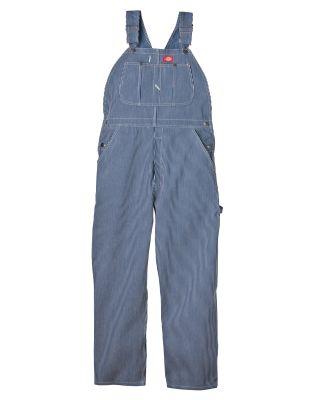Dickies Workwear 83297 Unisex Hickory Stripe Bib Overall