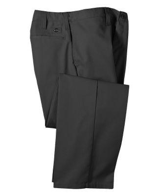 Dickies Workwear LP817 Men's Industrial Flat Front Comfort Waist Pant