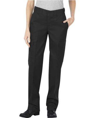 Dickies Workwear FP2377 Ladies' Flex Comfort Waist EMT Pant BLACK _04