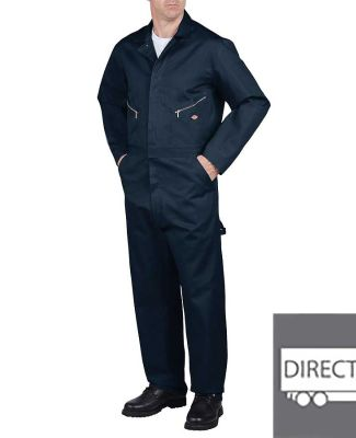 Dickies Workwear 48700 8.75 oz. Deluxe Coverall - Cotton
