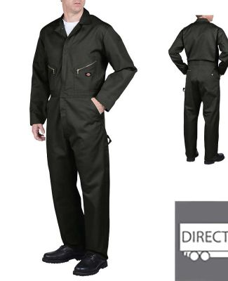 Dickies Workwear 48799 7.5 oz. Deluxe Coverall - Blended