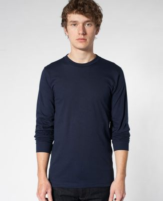 2007 American Apparel Fine Jersey Long Sleeve T-Shirt