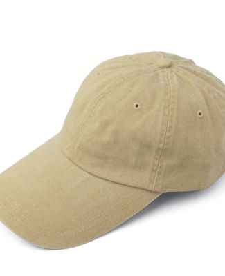 SB101 Adams Cotton Twill Pigment-Dyed Sunbuster Cap