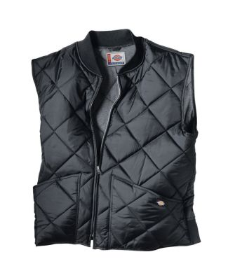 Dickies Workwear TE242 Unisex Diamond Quilted Nylon Vest