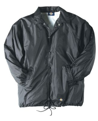 Dickies Workwear 76242 Unisex Snap Front Nylon Jacket