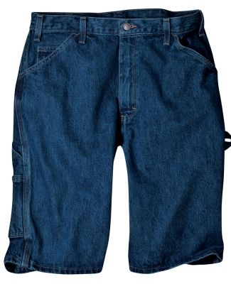 Dickies Workwear DX200 Unisex 11 Relaxed Fit Carpenter Denim Short