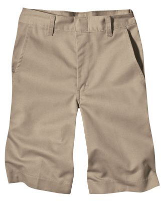 Dickies Workwear 54562 7.75 oz. Boy's Flat Front Short