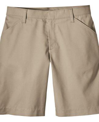 Dickies Workwear FR221 6.75 oz. Women's 9 Flat Front Short