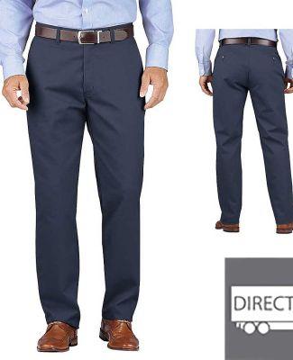 Dickies Workwear WP924 Men's KHAKI Relaxed Fit Tapered Leg Comfort Waist Pant