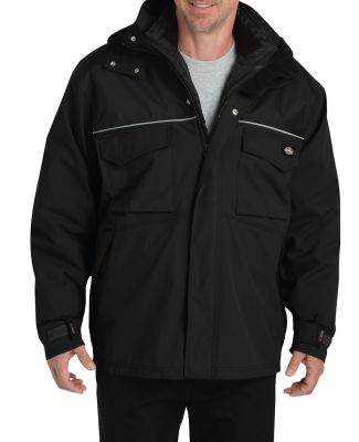 Dickies Workwear BJC01 Men's  Pro™ Jasper Extreme Jacket BLACK