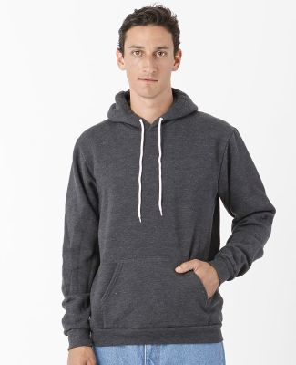 Los Angeles Apparel FF98 / Pullover Hoodie Dark Heather