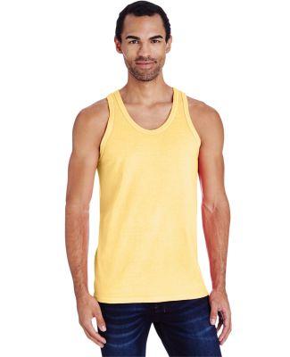 Comfort Wash GDH300 Garment Dyed Unisex Tank Top Summer Squash Yellow