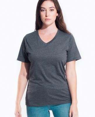HC1125 Cotton Heritage Womens V-Neck Tee