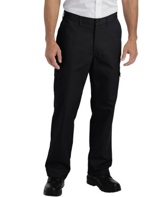 Dickies Workwear LP600 Men's Industrial Relaxed Fit Straight-Leg Cargo Pant BLACK _29