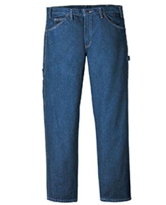 Dickies Workwear LU200 14 oz. Industrial Carpenter Jean IND BLUE _30