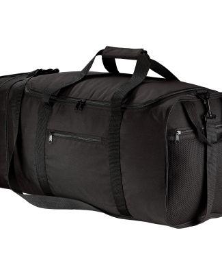 BG114 Port Authority® Packable Travel Duffel Black