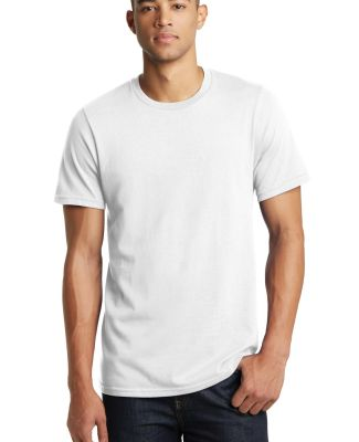DT7000 District® Young Mens Bouncer Tee White