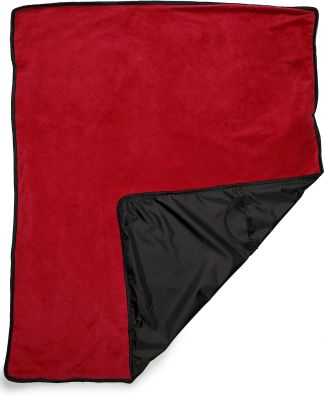 8482 UltraClub Picnic Blanket  RED