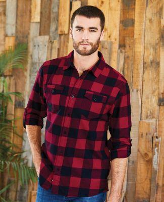 Burnside B8210 Yarn-Dyed Long Sleeve Flannel Catalog