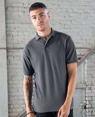 537 Jerzees Men's Easy Care™ Pique Polo Catalog