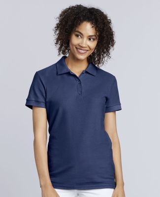 Gildan 82800L Premium Cotton Ladies' Double Piqué Polo Catalog
