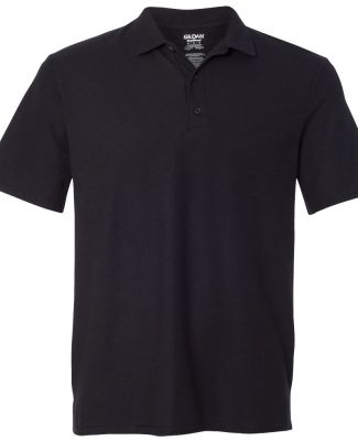 72800 Gildan DryBlend® Adult Double Piqué Polo BLACK