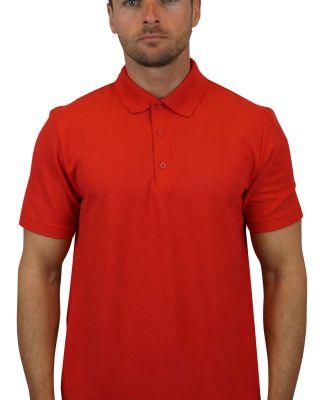 72800 Gildan DryBlend® Adult Double Piqué Polo RED