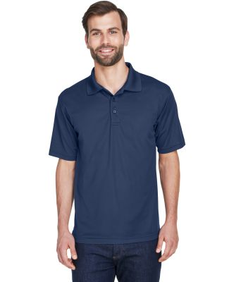 8210 UltraClub® Men's Cool & Dry Mesh Piqué Polo NAVY