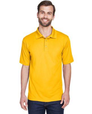 8210 UltraClub® Men's Cool & Dry Mesh Piqué Polo GOLD