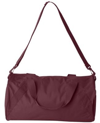 8805 Liberty Bags Barrel Duffel MAROON
