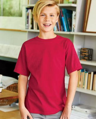 498Y Hanes Youth nano-T® T-Shirt Catalog