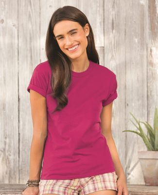 SFJ Fruit of the Loom Ladies' Sofspun™ Junior Fit T-Shirt  Catalog