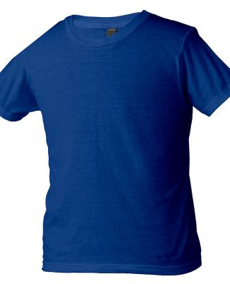 0235TC Tultex Youth Fine Jersey Tee Royal