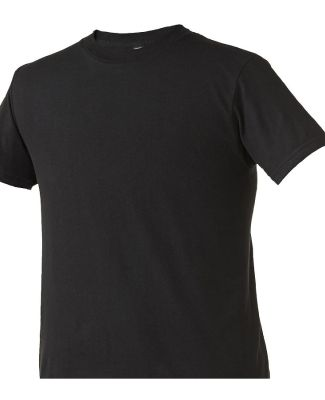 0235TC Tultex Youth Fine Jersey Tee Black
