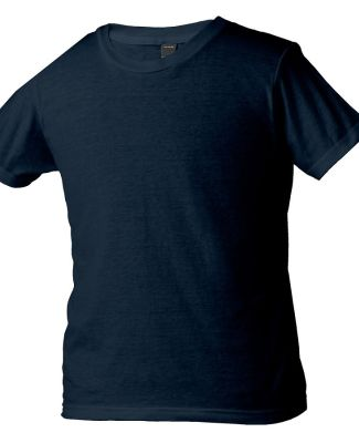 0235TC Tultex Youth Fine Jersey Tee Navy