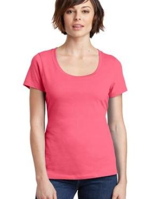 DM106L District Made® Ladies Perfect Weight® Scoop Tee Catalog