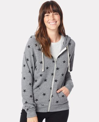 Alternative Apparel 9573 Ladies Eco Fleece Hoodie Catalog