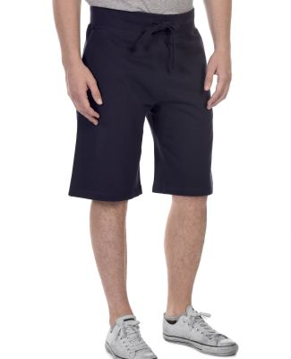 M7640 Cotton Heritage Fleece Rib Jogger Shorts Catalog