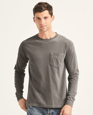 4410 Comfort Colors - Long Sleeve Pocket T-Shirt Catalog