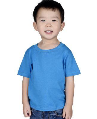 IC1040 Cotton Heritage 4.3oz Infant Crew Neck T-sh Turquoise