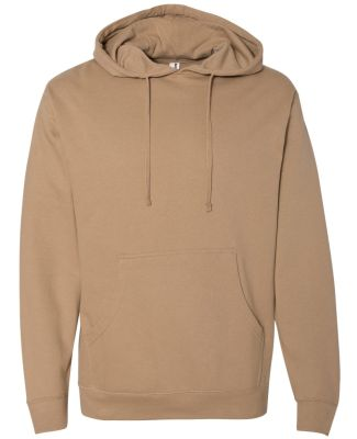 SS4500 Independent Trading Co. Midweight Hooded Sw Sandstone