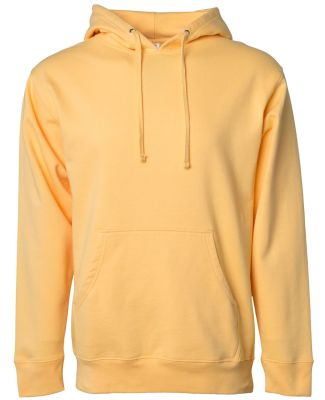 SS4500 Independent Trading Co. Midweight Hooded Sw Peach