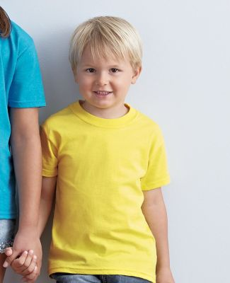 T3930  Fruit of the Loom Toddler's 5 oz., 100% Heavy Cotton HD® T-Shirt Catalog